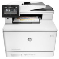 Photo HP Color LaserJet Pro MFP M477fdn