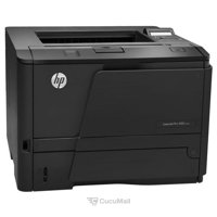 Printers, copiers, MFPs HP LaserJet Pro 400 M401d