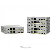 Photo Cisco WS-C3560CX-8PC-S