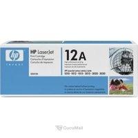 Cartridges, toners for printers HP Q2612A