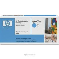 Cartridges, toners for printers HP Q6001A