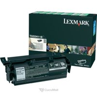 Cartridges, toners for printers Lexmark T650H11E
