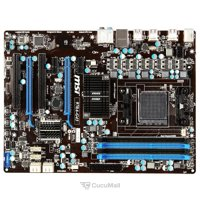 Motherboards MSI 970A-G43