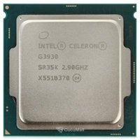 Processors Intel Celeron G3930
