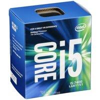 Processors Intel Core i5-7400T