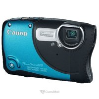 Photo Canon PowerShot D20