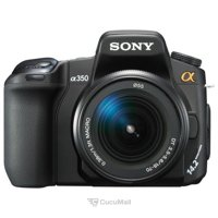 Photo Sony Alpha DSLR-A350 Body