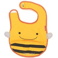 Baby feeding products Skip Hop Нагрудник Zoo Bib