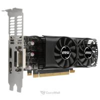 Graphics card MSI GeForce GTX 1050 TI 4GT LP