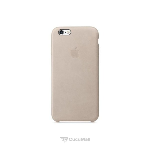 Apple iPhone 6s Leather Case Rose - Gray (MKXV2) - find, compare