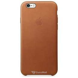 Apple iPhone 6s Leather Case Saddle - Brown (MKXT2) - find, compare