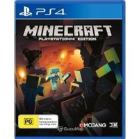 Games for consoles and PC Minecraft (PS4)