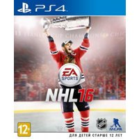 Games for consoles and PC NHL 16 (PS4)