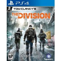 Games for consoles and PC Tom Clancy's The Division (PS4)