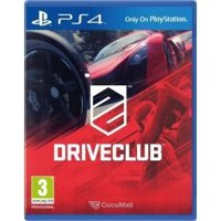 Games for consoles and PC DriveClub (PS4)
