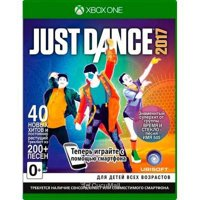 Games for consoles and PC Just Dance 2017 (Xbox One)