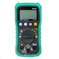 Multimeters, testers Mastech MS8239D
